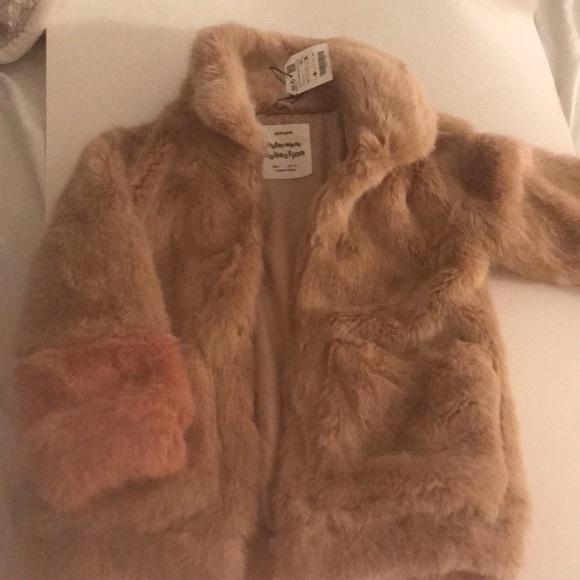 Zara Other - NEW Little girls  Zara Coat